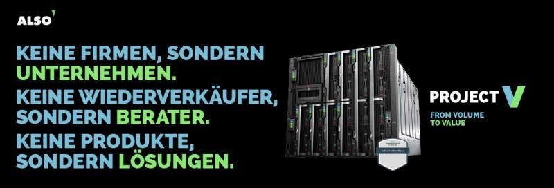 ALSO HP Enterprise